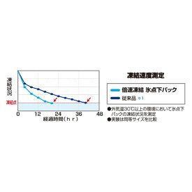 ロゴス 倍速凍結・氷点下パックM (81660642) キャンプ 保冷剤 LOGOS