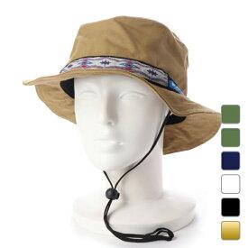 カブー トレッキング 帽子 Strap Bucket Hat (11863452) KAVU