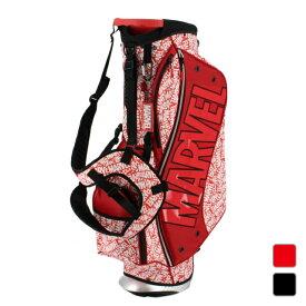 マーベル キャディバッグ (MV-0B1008STCB) メンズ ゴルフ MARVEL キャディーバッグ