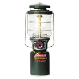 コールマン 2500 ノーススター LP ガスランタン グリーン (2000015520) キャンプ ガス/ガソリンランタン Coleman
