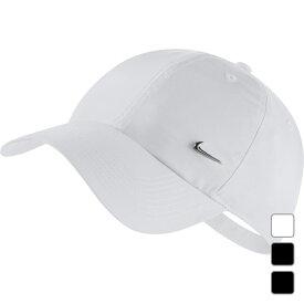 最大10%OFFクーポン【楽天 お買い物マラソン限定 】 ナイキ キャップ H86 メタル スウッシュ キャップ (943092) 帽子 NIKE