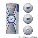 キャロウェイ BL CG SUPERSOFT 19 (0228695826) 1スリーブ(3球入) ゴルフ 公認球 Callaway スーパーソフト