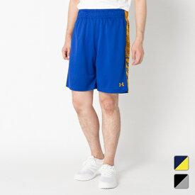 【12/5はエントリーでP10倍!】 アンダーアーマー メンズ バスケットボール ハーフパンツ UA SC30 Wordmark Short (1350993) UNDER ARMOUR