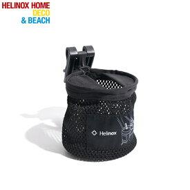 【6/15】 買えば買うほど★ 最大10%OFFクーポン ヘリノックス カップホルダー ブラック (1975900500) キャンプ ファニチャー Helinox