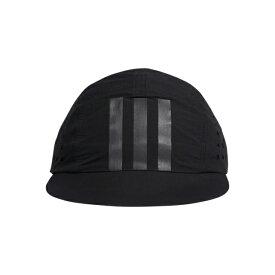 アディダス 陸上 ランニング キャップ ランニング adizero 軽量キャップ (FYP18 ED1661) 帽子 : ブラック adidas 191011running
