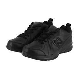ニューバランス (MX608S4E K5) メンズ ウォーキングシューズ : ブラック New Balance 19NBclearance 0604point