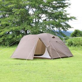 イグニオ ドーム型テント キャンプ スタートパッケージ 3点セット 4〜6人用 (IG19504CD) IGNIO