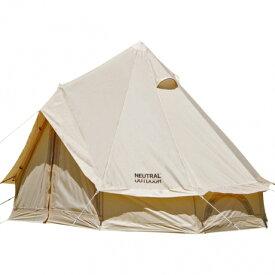 【3/1限定】買えば買うほど★最大10%OFFクーポン ニュートラルアウトドア NT-TE01 GEテント2.5 23456 キャンプ ティピーテント ワンポールテント ベルテント 2人用 3人用 NEUTRAL OUTDOOR