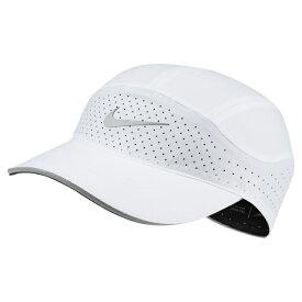 【2/25はエントリー&楽天カードで最大P12倍】 ナイキ 陸上 ランニング キャップ エアロビル テイルウィンド エリート キャップ (BV2204 100) 帽子 : ホワイト NIKE
