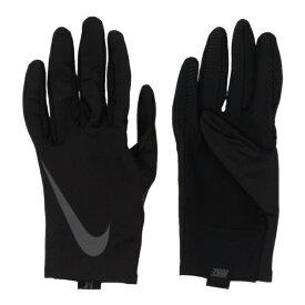 ナイキ メンズ プロ ウォーム ライナー グローブ (CW1021 026) タッチスクリーン対応 手袋 : ブラック NIKE