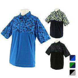 【3/1限定】買えば買うほど★最大10%OFFクーポン ティゴラ メンズ テニスウェアウェア 半袖ポロシャツ TR-2TW1039PS TIGORA UVカット 紫外線対策