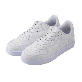 イグニオ メンズ レディース IG バスケスタイル スニーカーW : ホワイト IGNIO 白スニーカー 白靴 通学スニーカー 白スクールシューズ 通学靴
