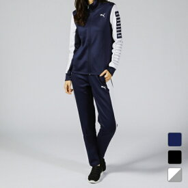 プーマ レディース ジャージ 上下セット 853519.20 スポーツウェア PUMA 19clearancewear
