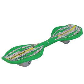 〔あす楽対象品〕 ラングスジャパン リップスティック デラックス ミニ ピースグリーン (18467) キャスターボード スケートボード RANGS JAPAN