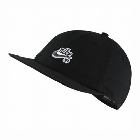 【8/5はエントリーでP10倍!】 ナイキ キャップ SB H86 フラットビル キャップ AV7884 010 帽子 : ブラック NIKE