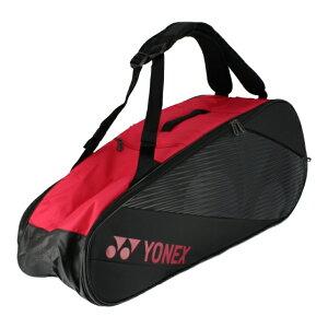 ヨネックス ラケットバック6 テニス6本用 (BAG2012R) テニス ラケットバッグ YONEX