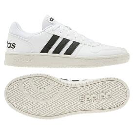 【12/5はエントリーでP10倍!】 アディダス アディフープス 2.0 ADIHOOPS 2.0 EG3970 スニーカー : ホワイト×ブラック adidas dealshoes 191011shoes 20clearanceshoes