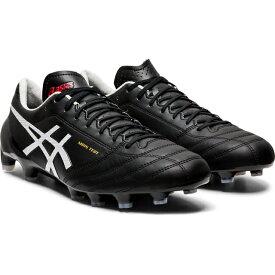 アシックス DS LIGHT X-FLY 4 DSライト エックス フライ 4 1101A006 メンズ サッカー スパイクシューズ 2E : ブラック×ホワイト asics
