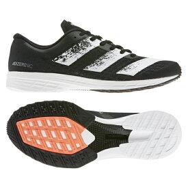 【9/25はエントリーでP10倍!】 アディダス アディゼロ RC 2 adizero RC 2 m EE4337 メンズ 陸上 ランニングシューズ : ブラック×ホワイト adidas 191011running 20clearanceshoes