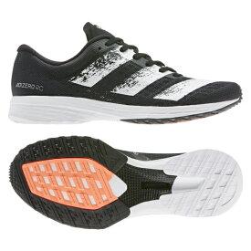 【9/25はエントリーでP10倍!】 アディダス アディゼロ RC 2 adizero RC 2 w EE4340 レディース 陸上 ランニングシューズ : ブラック×ホワイト adidas 191011running 20clearanceshoes