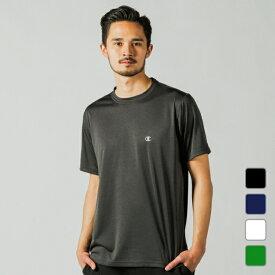 チャンピオン Champion メンズ 半袖機能Tシャツ C VAPOR TEE C3-KS320