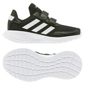 アディダス テンソーラン TENSAURRUN C EG4146 ジュニア キッズ・子供 スニーカー : ブラック×ホワイト adidas 191011shoes 20clearanceshoes