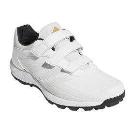 【6/20】 買えば買うほど★ 最大10%OFFクーポン アディダス アディピュア adipureTRAC (EG2401) メンズ 野球 トレーニングシューズ E : ホワイト×ホワイト adidas