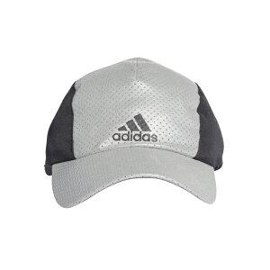 【6/20】 買えば買うほど★ 最大10%OFFクーポン アディダス 陸上 ランニング キャップ RUN REFLECT CAP FK0845 帽子 : シルバー×ブラック adidas 191011running