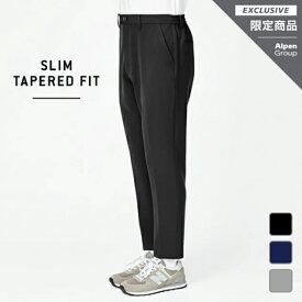 【4/10は最大P21倍!エントリー&楽天カード&買い回り】 ニューバランス THE CITY メンズ スリム テーパードパンツ アルペン限定 SLIM TAPERD FIT PANTS JMPL0910 New Balance