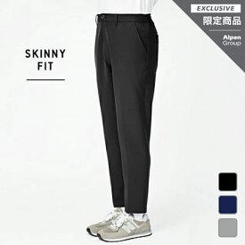 【4/10は最大P21倍!エントリー&楽天カード&買い回り】 ニューバランス THE CITY メンズ スキニーパンツ アルペン限定 SKINY FIT PANTS JMPL0909 New Balance
