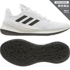 アディダス センスバウンス SENSEBOUNCE + ACE M EF0297 メンズ 陸上 ランニングシューズ : ホワイト×ブラック adidas 191011running 20clearanceshoes