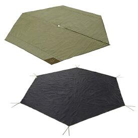 ロゴス Tepee マット&シート400 (71809740) キャンプ テント LOGOS