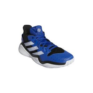 【6/20】 買えば買うほど★ 最大10%OFFクーポン アディダス HardenStepback EG2769 メンズ レディース バスケットボール シューズ 2E : ブラック×ブルー バッシュ 黒 adidas 191011basketball