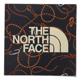 ノースフェイス TNF Print Sticker ロープ (NN31710 RP) キャンプ 小物 ステッカー シール THE NORTH FACE