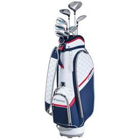 ブリヂストン レディース クラブセット ツアーステージ CL 8本セット キャディバッグ付き : ネイビー ゴルフ TOURSTAGE golf5 BRIDGESTONE