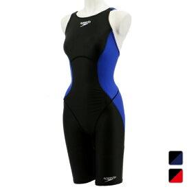 【9/25はエントリーでP10倍!】 スピード レディース 水泳 競泳水着 FLEX A S-OP KNEE SCW12001F SPEEDO speedo2009