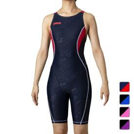 アリーナ レディース 水泳 競泳水着 セイフリーバックスパッツ キヤストラ SAR-0150W 練習用 タフスキンフレックス 長持ち 女性用 arena arena2012