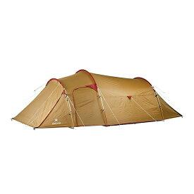 スノーピーク ヴォールト SDE-080 キャンプ ドームテント シェルター ツールーム 2ルーム 4人用 初心者 snow peak