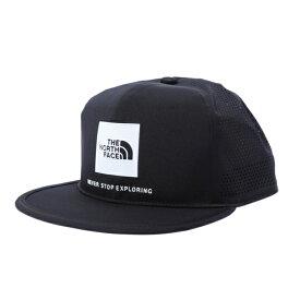 ノースフェイス 陸上 ランニング キャップ TECH LOGO CAP NN02078 K 帽子 : ブラック THE NORTH FACE