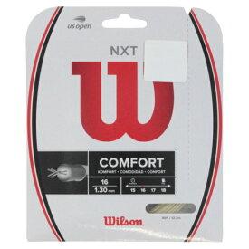 ウイルソン NXT 16 WRZ942700 硬式テニス ストリング Wilson