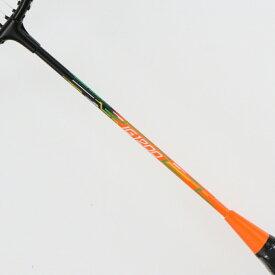 イグニオ バドミントン 2本組み ラケット セット レジャー用 ナイロンシャトル2球付き オレンジ IGNIO