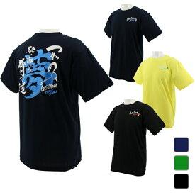 【6/5はエントリーでP10倍!】 ティゴラ メンズ レディース 卓球 半袖Tシャツ バックロゴTシャツ TR-2PW3000TS TIGORA