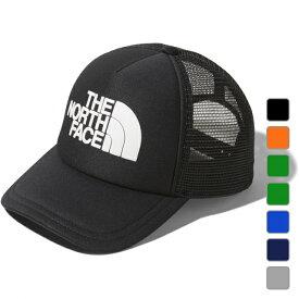【8/5はエントリーでP10倍!】 2020春夏 ノースフェイス 帽子 ロゴメッシュキャップ Logo Mesh Cap (NN02045) アウトドアトレッキング THE NORTH FACE