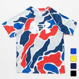 アンダーアーマー ジュニア キッズ・子供 半袖機能Tシャツ UA Tech Big Logo Printed SS 1351851 スポーツウェア UNDER ARMOUR