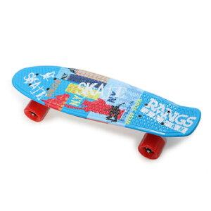 ラングスジャパン ラングスR2ミニクルーザー ブルー (106486 BL) スケートボード rangsjapan