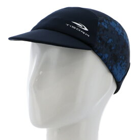 ティゴラ ジュニア(キッズ・子供) サッカー/フットサル 帽子 キャップ TR-8SA4020CP : ネイビー TIGORA