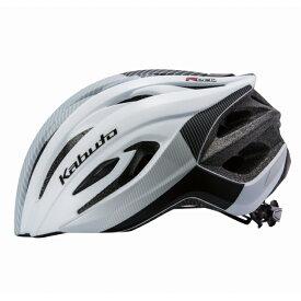 オージーケー カブト レクト マットホワイト (3054011) バイシクル ヘルメット OGK KABUTO