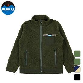 カブー メンズ ボアジャケット トレッキング アウトドアジャケット Boa Jacket (19821106) KAVU