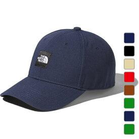 2020秋冬 ノースフェイス トレッキング 帽子 スクエアロゴキャップ Square Logo Cap (NN41911) THE NORTH FACE