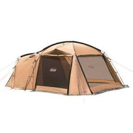コールマン タフスクリーン2ルームハウス 2000031571 キャンプ 2ルームテント ツールーム シェルター スクリーンテント 大型 4人用 5人用 Coleman